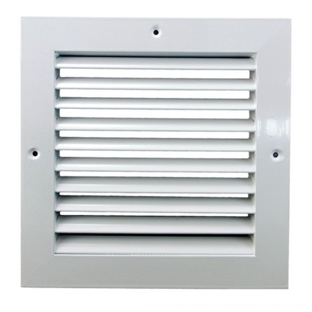 Rgca External Weather Louvre Ventilation Wall Grille