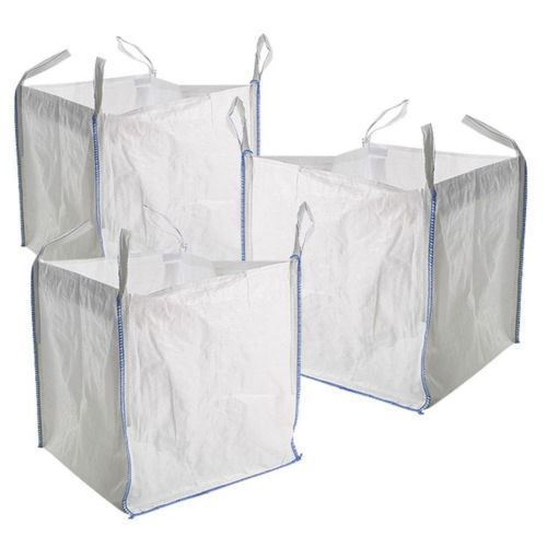 1 Ton Bulk Bag  Builders Rubble Sack FIBC Tonne Jumbo Waste Storage Bag