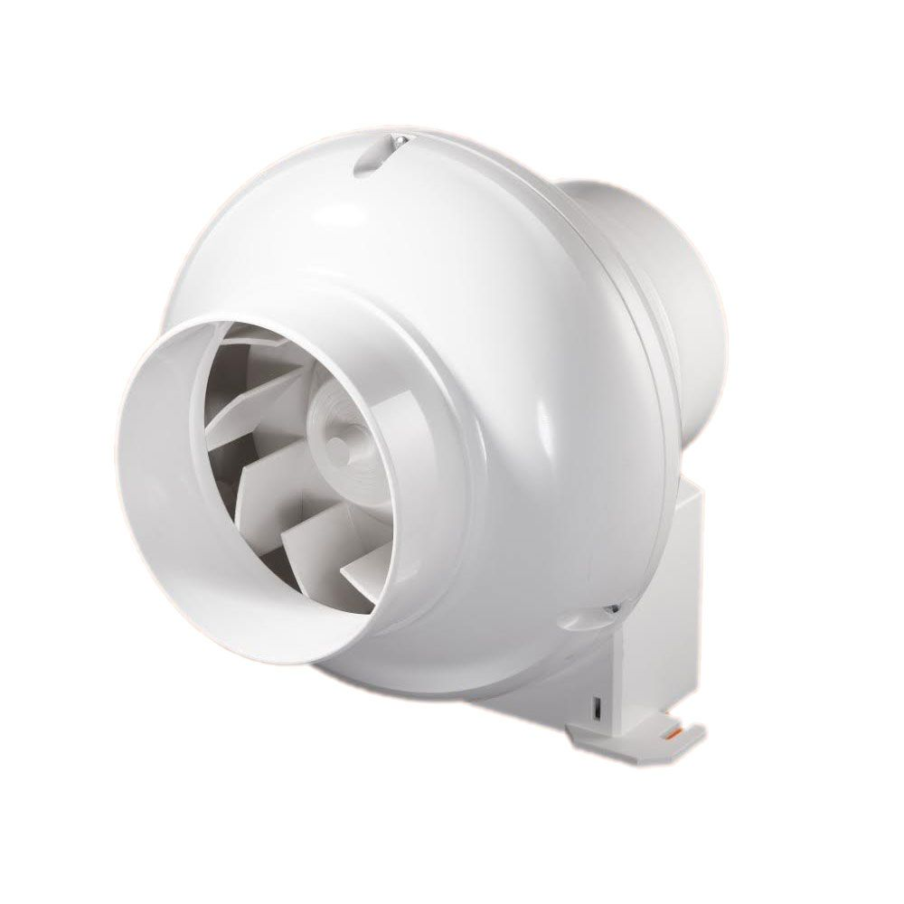 "Centrifugal Inline Duct Extractor Fan 100mm/4"" 125mm/5"""