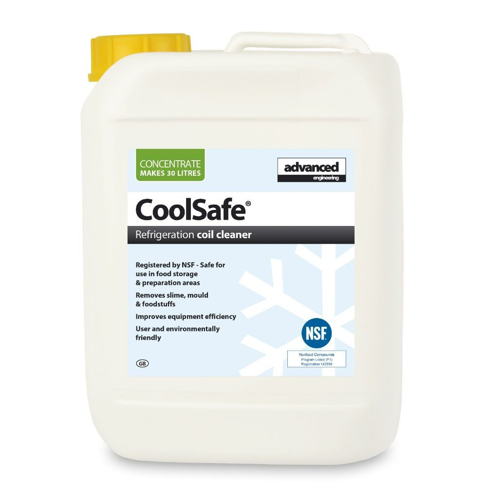 Cool Safe Coil Cleaner 5L