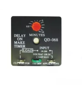 Delay on make Timer QD-068