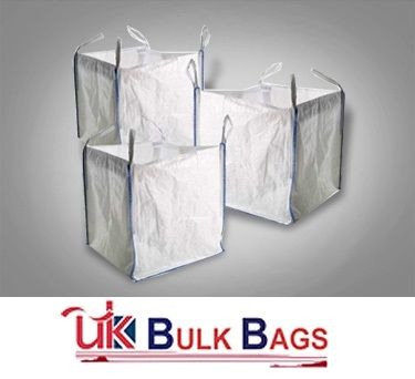 FIBC Bag  Size:  85 X 85 X 85CM      (OFFER PACKS AS SHOWN IN FLYER)