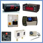 Relays/Capacitors -Switches-Heaters